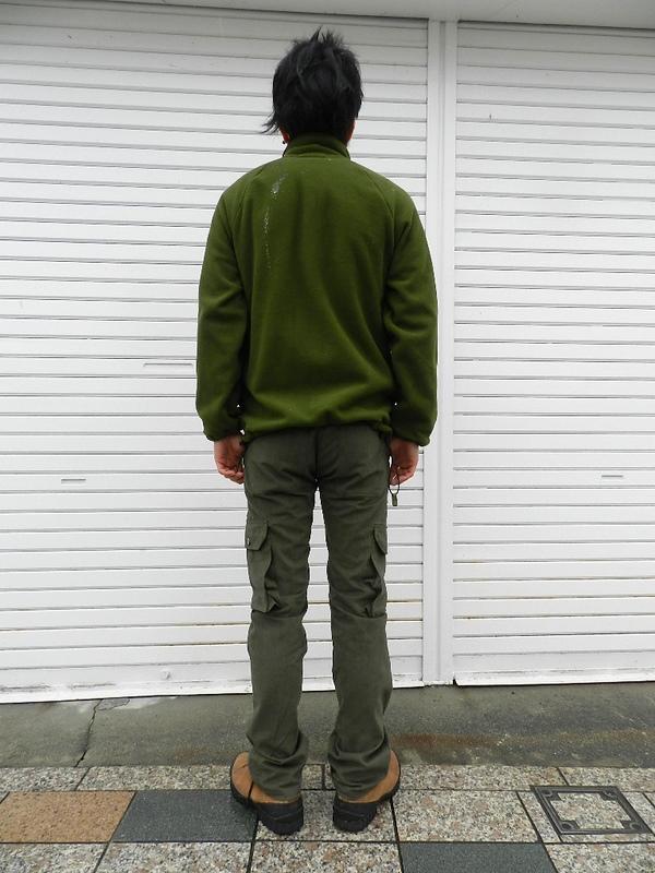 U.K.army fleece jacket snaps_f0226051_222120.jpg