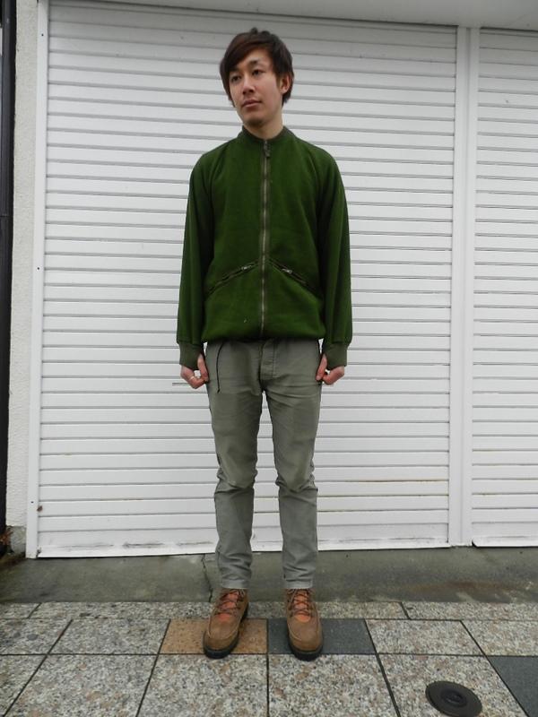 U.K.army fleece jacket snaps_f0226051_2263390.jpg