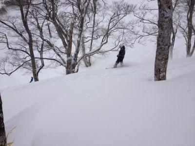 最高すぎる一日☆ 苗場スキー場_c0151965_9542299.jpg