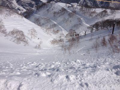 最高すぎる一日☆ 苗場スキー場_c0151965_954383.jpg