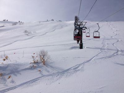 最高すぎる一日☆ 苗場スキー場_c0151965_9544133.jpg