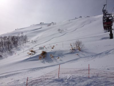 最高すぎる一日☆ 苗場スキー場_c0151965_9544362.jpg
