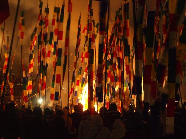 秋田の冬祭り~六郷の竹打ち_a0062869_16533225.jpg