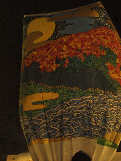 仙北市の冬祭り~紙風船上げ~_a0062869_16619100.jpg