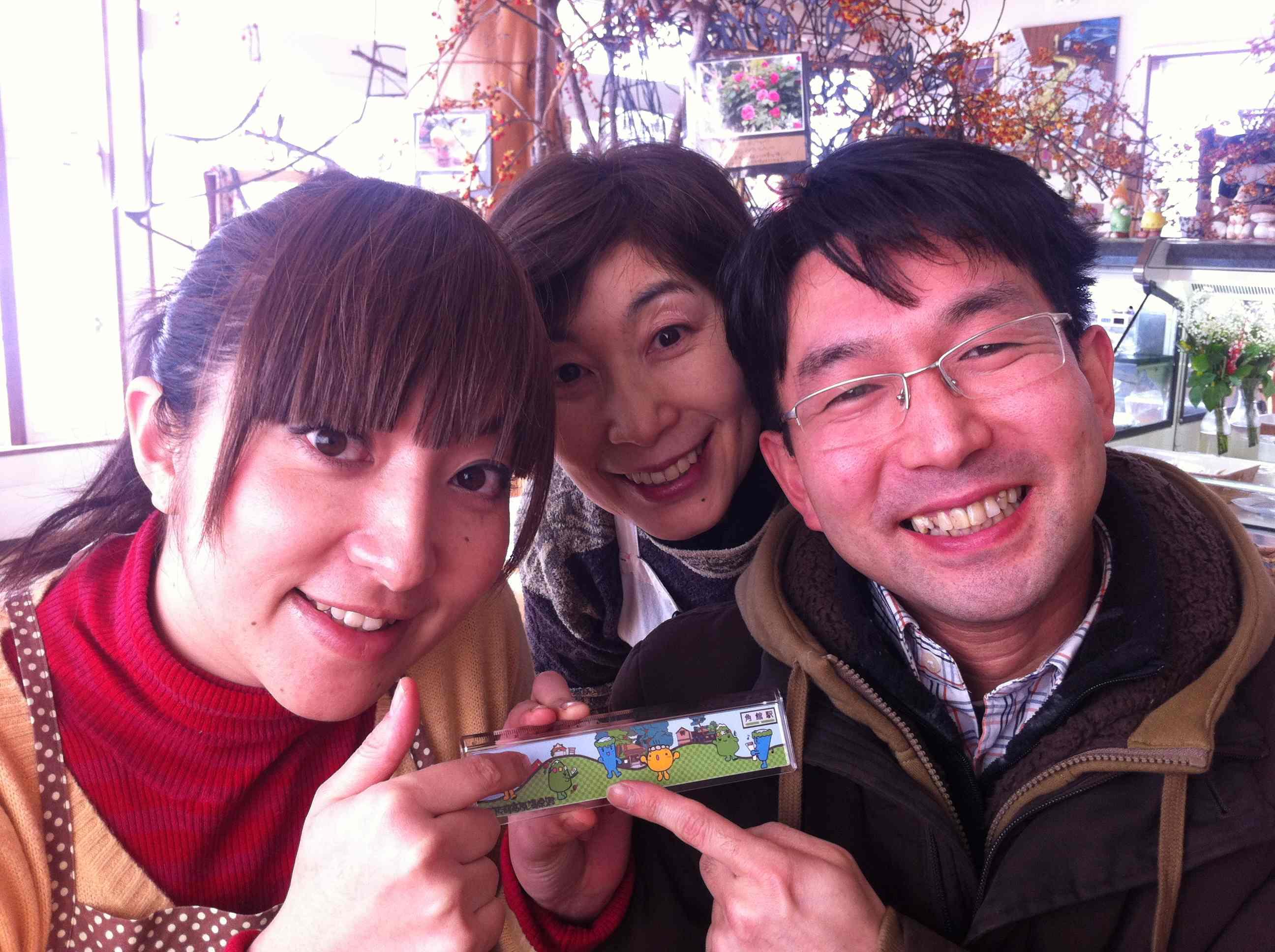 オモテナシ3兄弟グッツにkimotoのイラストが!_a0062869_17315134.jpg