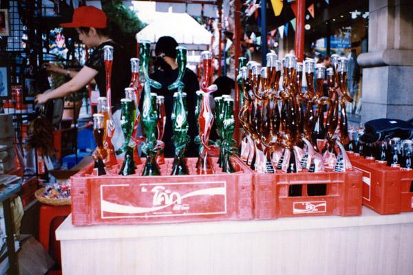 旅の想い出 #13 洒落たボトル・タイ_b0131470_13375510.jpg