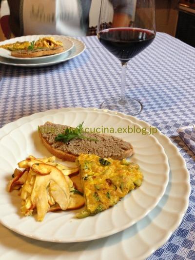 ストランゴッツィとトッツェッティ ウンブリアの料理レッスン その4_b0107003_13354299.jpg