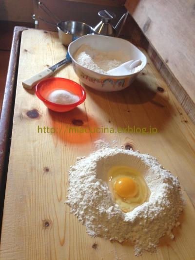 ストランゴッツィとトッツェッティ ウンブリアの料理レッスン その4_b0107003_1337272.jpg