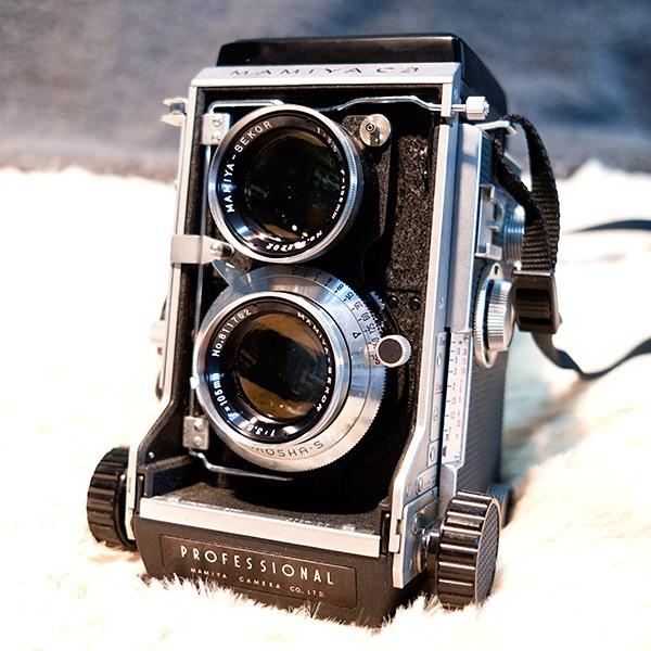 危険なカメラのブルース II  #MAMIYA C3_c0065410_20472126.jpg