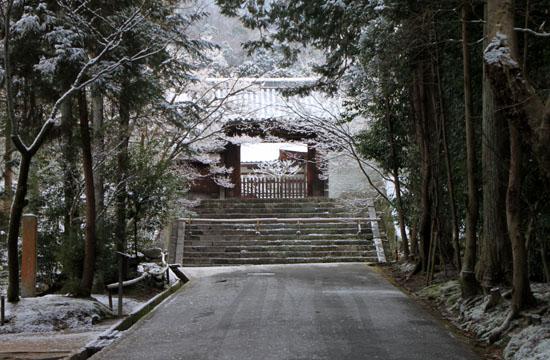 曼殊院 雪化粧_e0048413_19484027.jpg