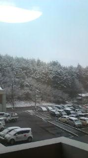 【広島市は雨、安芸高田市は雪】_e0094315_826367.jpg
