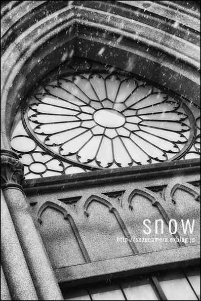 雪と教会_f0100215_20582132.jpg