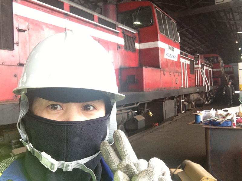 極寒の小坂鉄道機関庫にて_e0162117_11161575.jpg