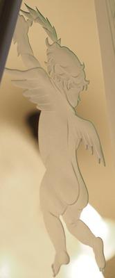 天使のドア。の、天使(Myコレクション)_a0254818_1924643.jpg