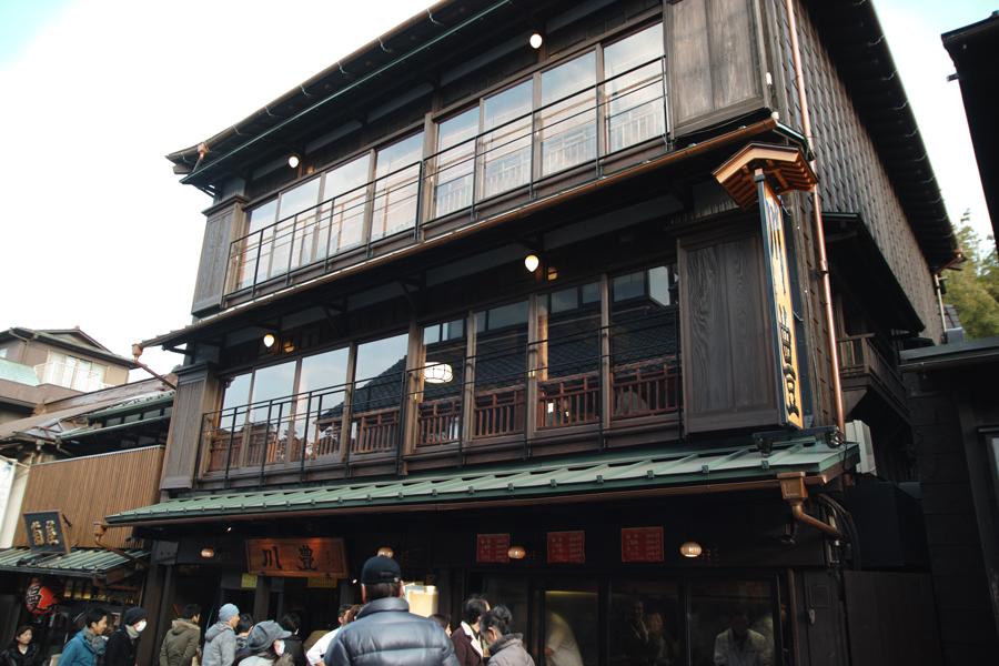 成田山、うなぎ_c0223825_263416.jpg