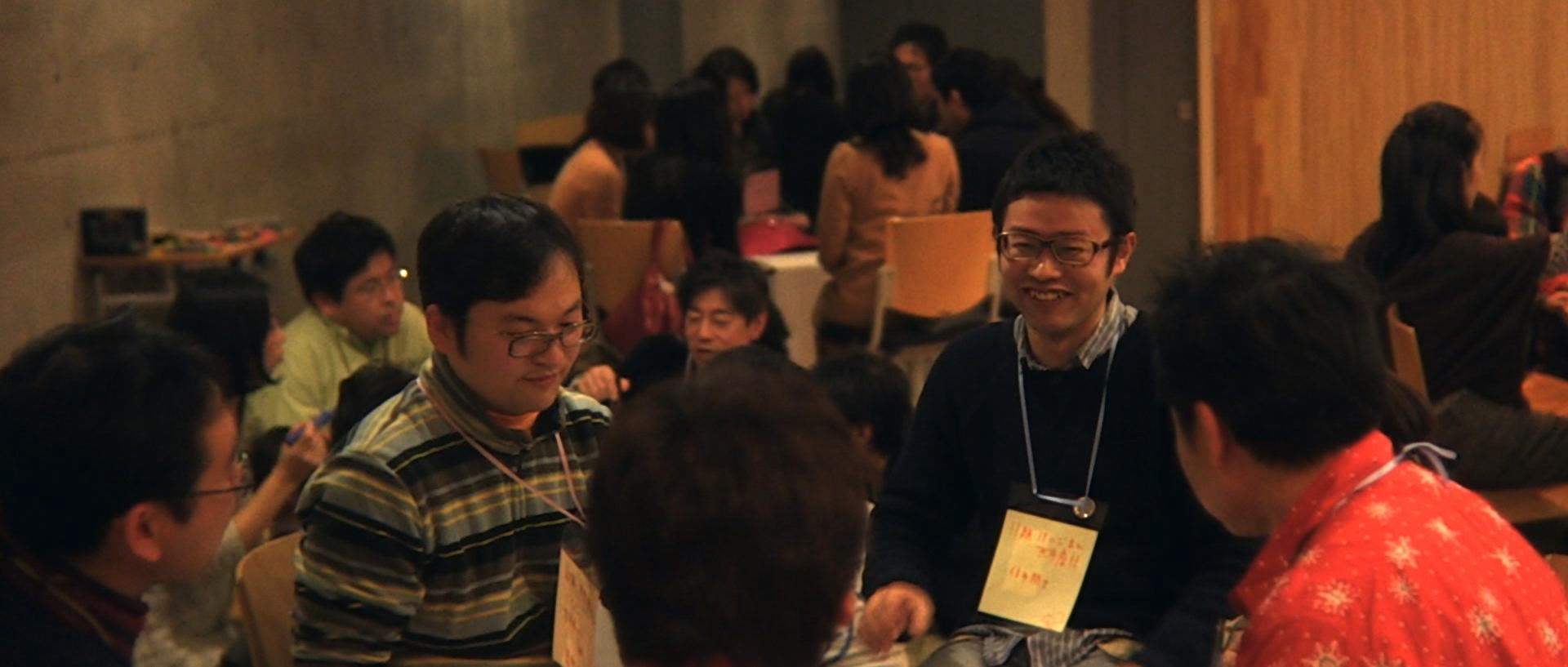 WSD同窓会!Home Coming Partyに参加しました!_a0197628_1981118.jpg