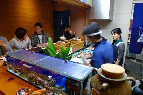 氷見の寒ブリを喰らう会「寿司乃貴」さん  (滋賀県甲賀市)_d0108737_15302656.jpg