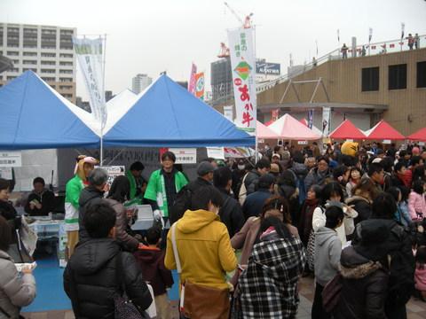 「くまもと逸品縁日」大阪珍道中、疲れました。_a0114743_15325511.jpg