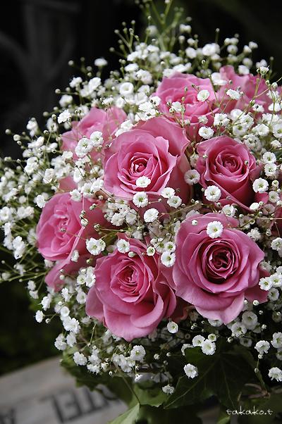 バラの花束♪_c0070460_1558522.jpg