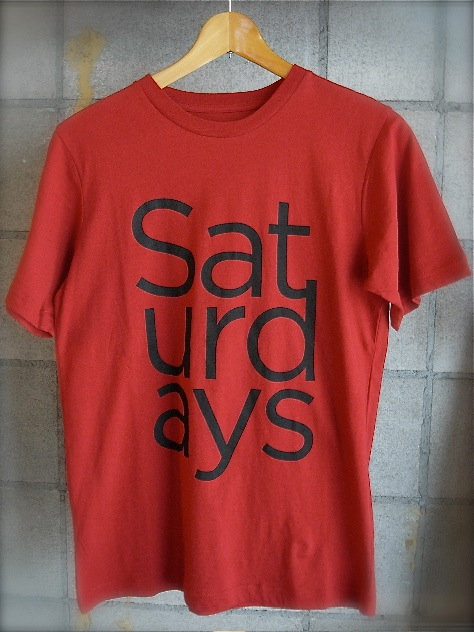SATURDAYS SURF NYC - T-shirt selection!!_f0020773_2016547.jpg