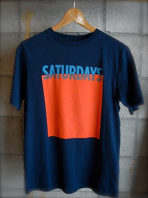 SATURDAYS SURF NYC - T-shirt selection!!_f0020773_2016582.jpg