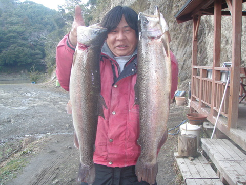 2月20日(水)冬景色_f0192504_173533.jpg