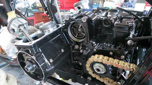 ZEPHYR1100 フルコンプリート車両製作 NO26_d0038712_22522935.jpg