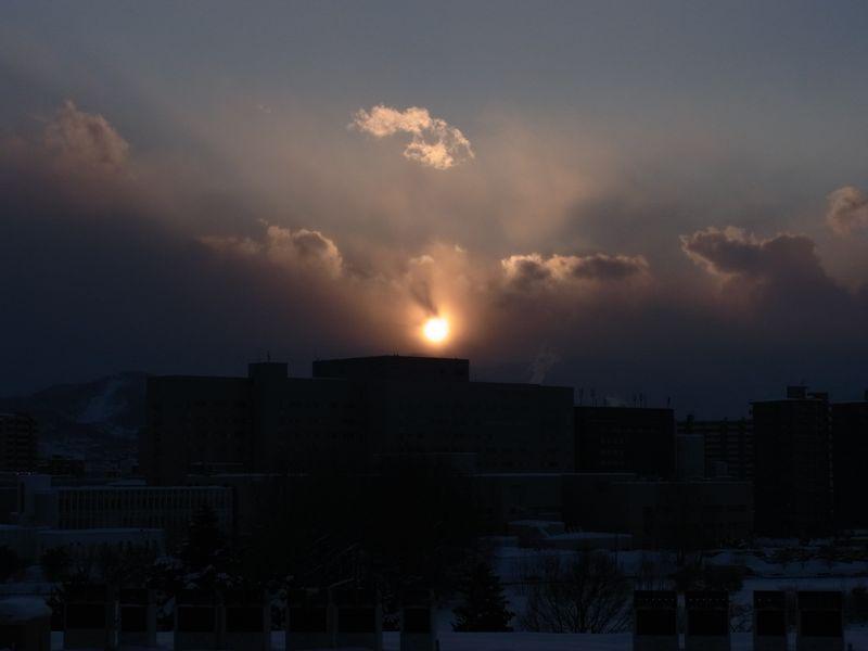 寒い一日、アマゾンのクレームの処理の速さにびっくり_c0025115_18333839.jpg