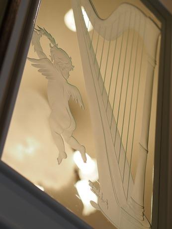 【こちらも…】天使のドア。の、天使(Myコレクション)_a0254818_14465667.jpg