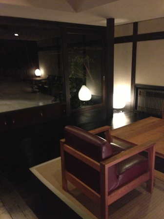 【湯どの庵】 Isamu Noguchi Akari より_f0159629_18435896.jpg
