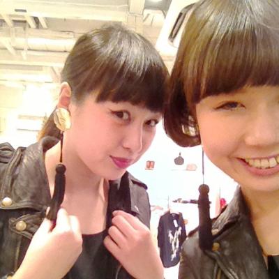 ensemble:イヤリング♡ by iri_f0053343_19294649.jpg