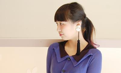ensemble:イヤリング♡ by iri_f0053343_19304830.jpg