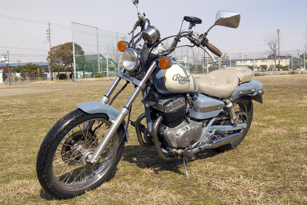 For Sale!!!  Honda Rebel_e0182444_14482653.jpg