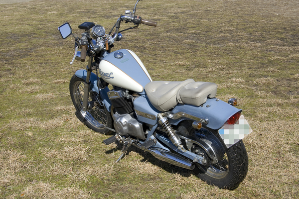 For Sale!!!  Honda Rebel_e0182444_14483779.jpg