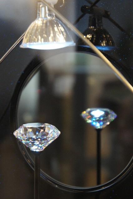 オランダの旅 (37)【アムステルダム】 ガッサンのダイヤモンド_c0011649_1614169.jpg