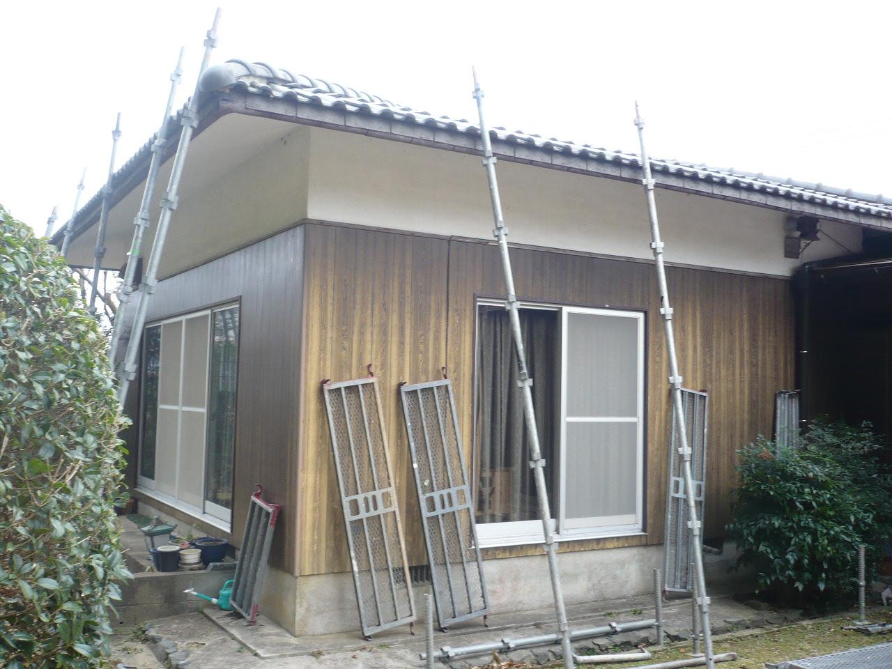 屋根・外壁・他 塗装工事 T邸 参考施工価格:¥110万-_e0268569_110519.jpg
