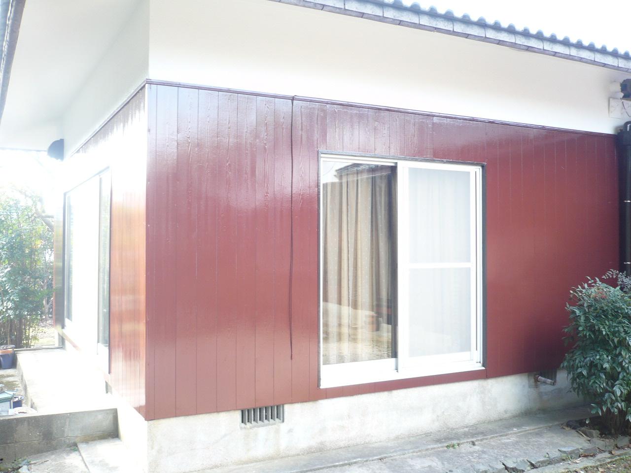 屋根・外壁・他 塗装工事 T邸 参考施工価格:¥110万-_e0268569_1113025.jpg