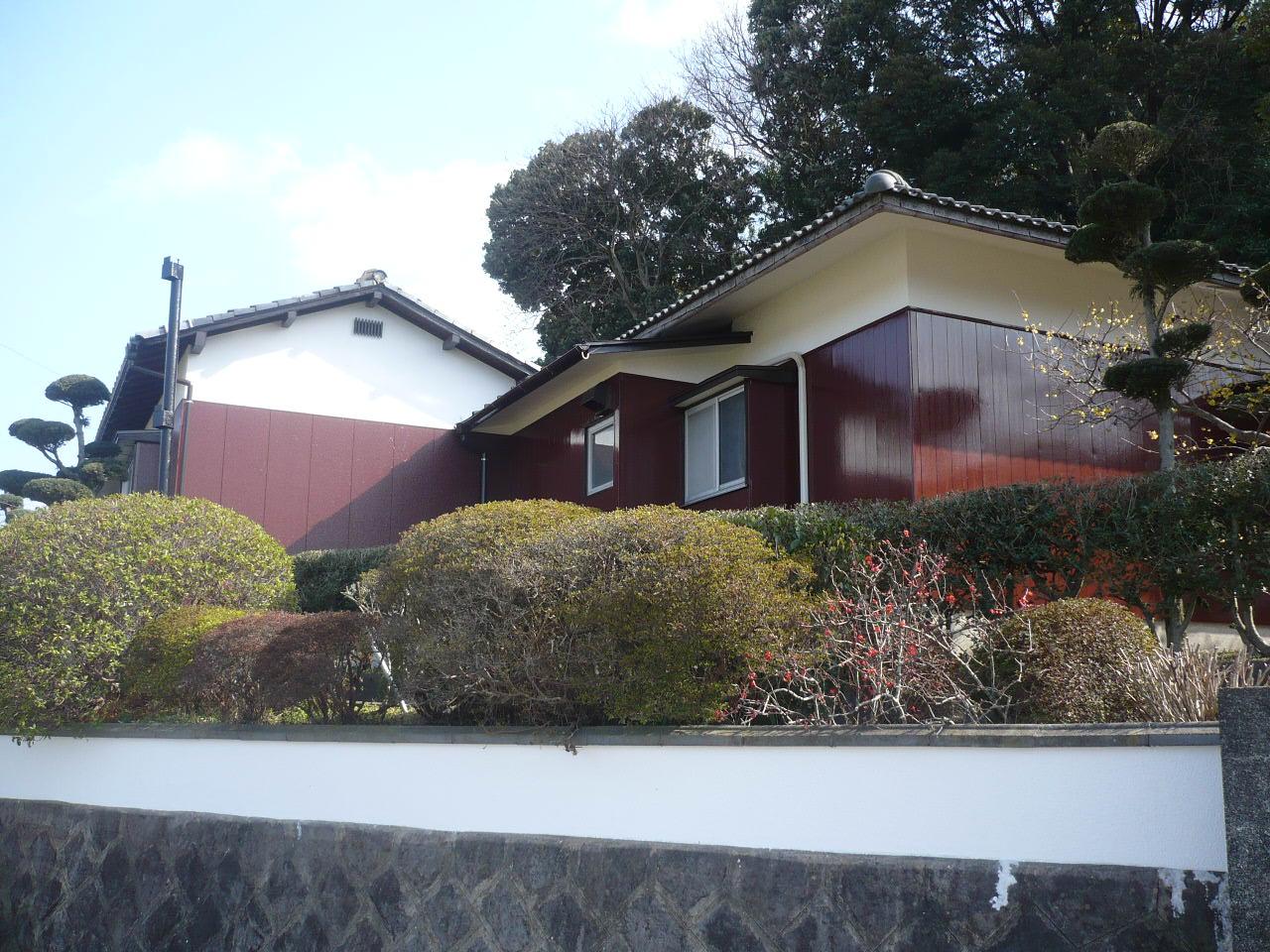 屋根・外壁・他 塗装工事 T邸 参考施工価格:¥110万-_e0268569_1134582.jpg