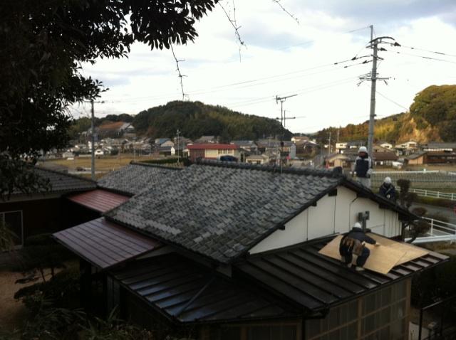 屋根・外壁・他 塗装工事 T邸 参考施工価格:¥110万-_e0268569_1165839.jpg