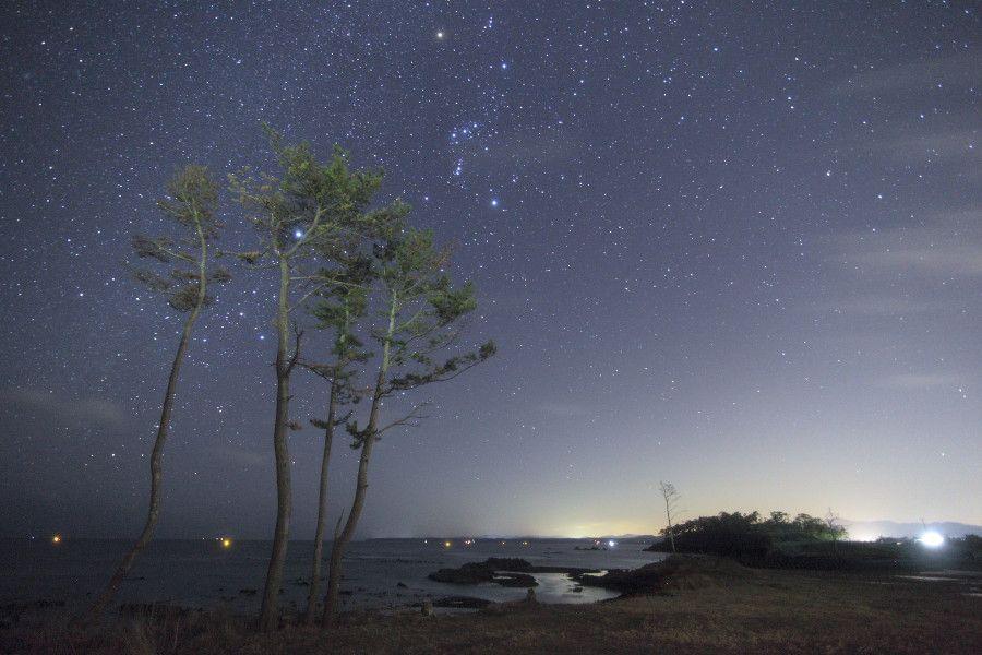 三陸海岸オールナイト星景_b0191074_19485544.jpg