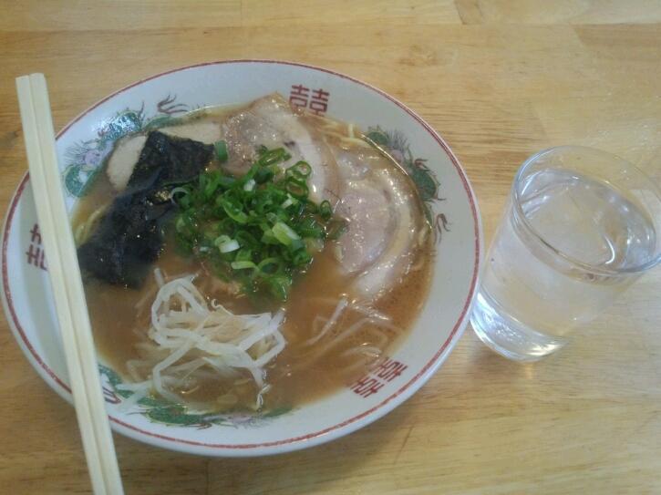 紫川ラーメン&大橋ラーメン♪_e0261276_155683.jpg