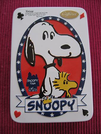 Snoopy +  Caffarel_b0102193_12362720.jpg