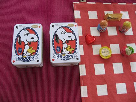 Snoopy +  Caffarel_b0102193_12394037.jpg