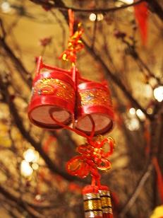 China Clubの旧正月のデコレーション_d0088196_1112864.jpg