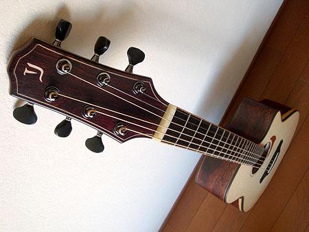 Yokoyama Guitars 『AR-GC #420』_c0137404_1632296.jpg
