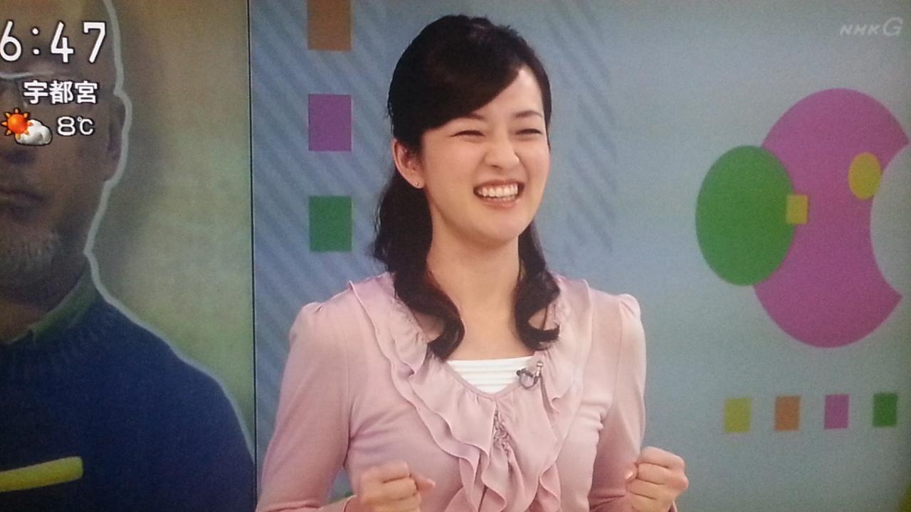 突っ込みの鈴木アナ? NHKおはよう日本 まちかど情報室_b0042308_053093.jpg