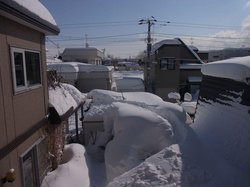 150センチをうかがう東区の積雪記録_c0025115_1825433.jpg