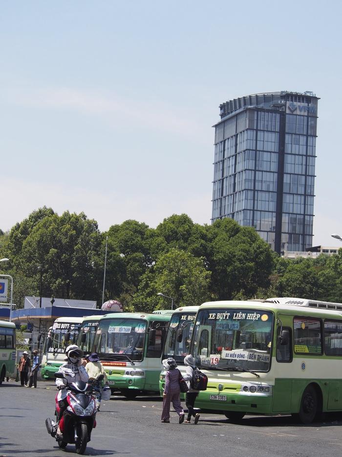 2013 2月 ベトナム ホーチミン (33)  バスに乗ってみる_f0062122_0583444.jpg