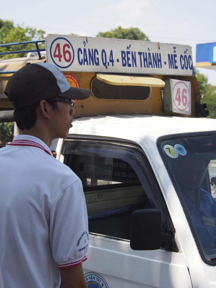 2013 2月 ベトナム ホーチミン (33)  バスに乗ってみる_f0062122_0591379.jpg