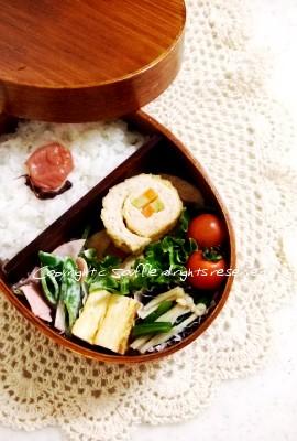 野菜の信田巻き弁当_c0270834_17101823.jpg